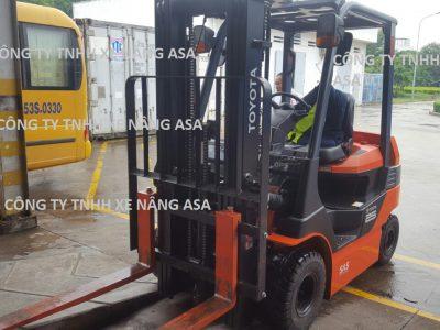Dịch Vụ Sửa xe nâng tại Tiền Giang