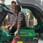 Cảnh báo những lỗi hư hỏng thường gặp nhất ở xe nâng hàng