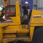 Kỹ thuật kiểm tra xe nâng cho 2 khách hàng lớn tại KCN Phú Mỹ – Vũng Tàu