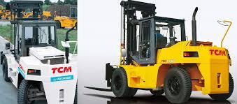 Xe nâng TCM  10 tấn