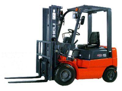 Xe nâng điện 3.5 tấn