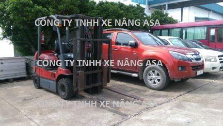 Dịch Vụ sửa xe nâng tại Cần Thơ