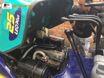 Dịch vụ sửa chữa xe nâng của Asa được các doanh nghiệp ở tỉnh Bến Tre tin dùng