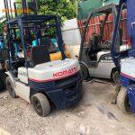 Dịch vụ sửa xe nâng Bình Phước tốt, nhanh nhất