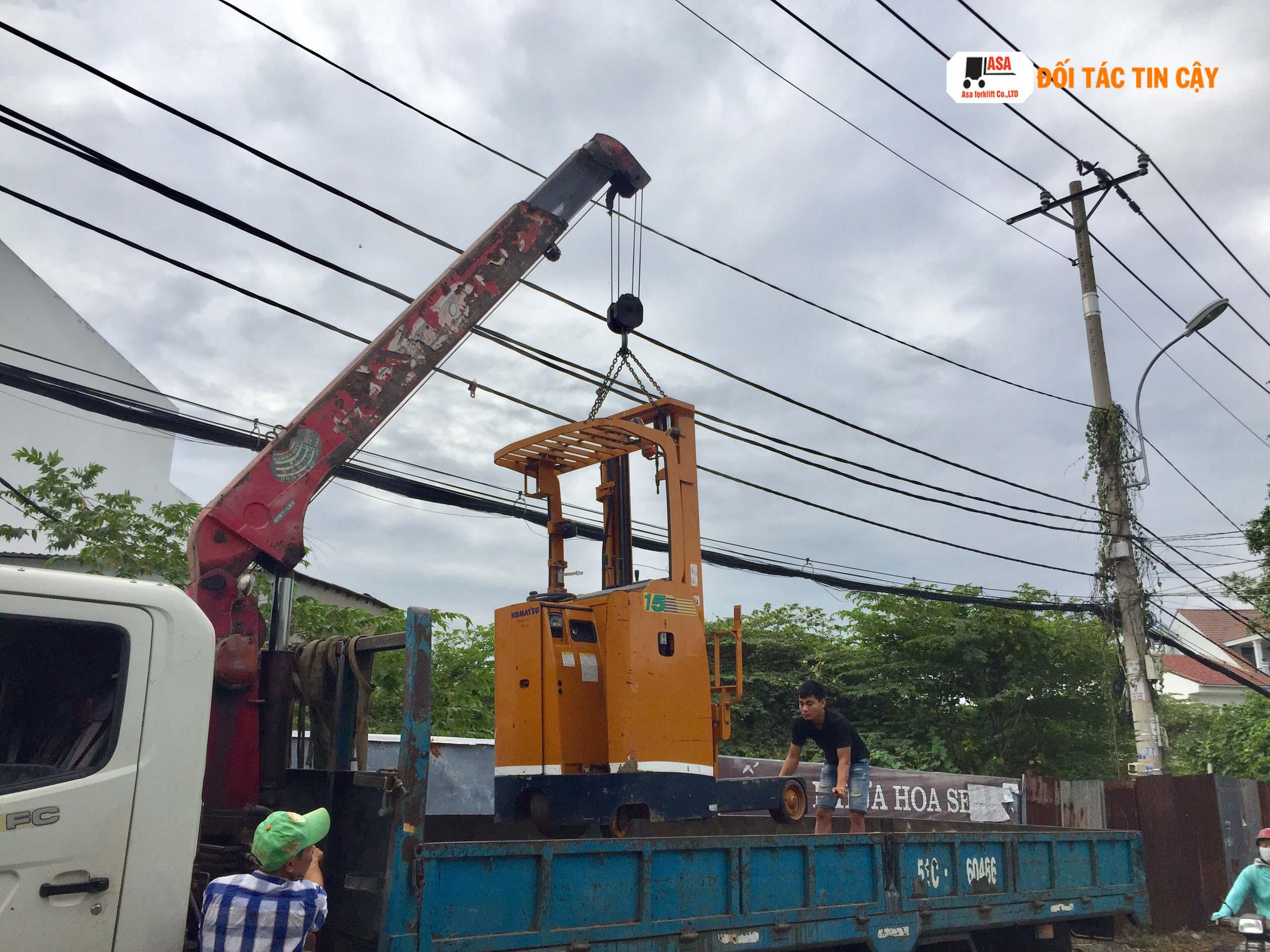 Địa chỉ sửa xe nâng hàng Uy Tín, Chất Lượng hàng đầu tại TP. HCM