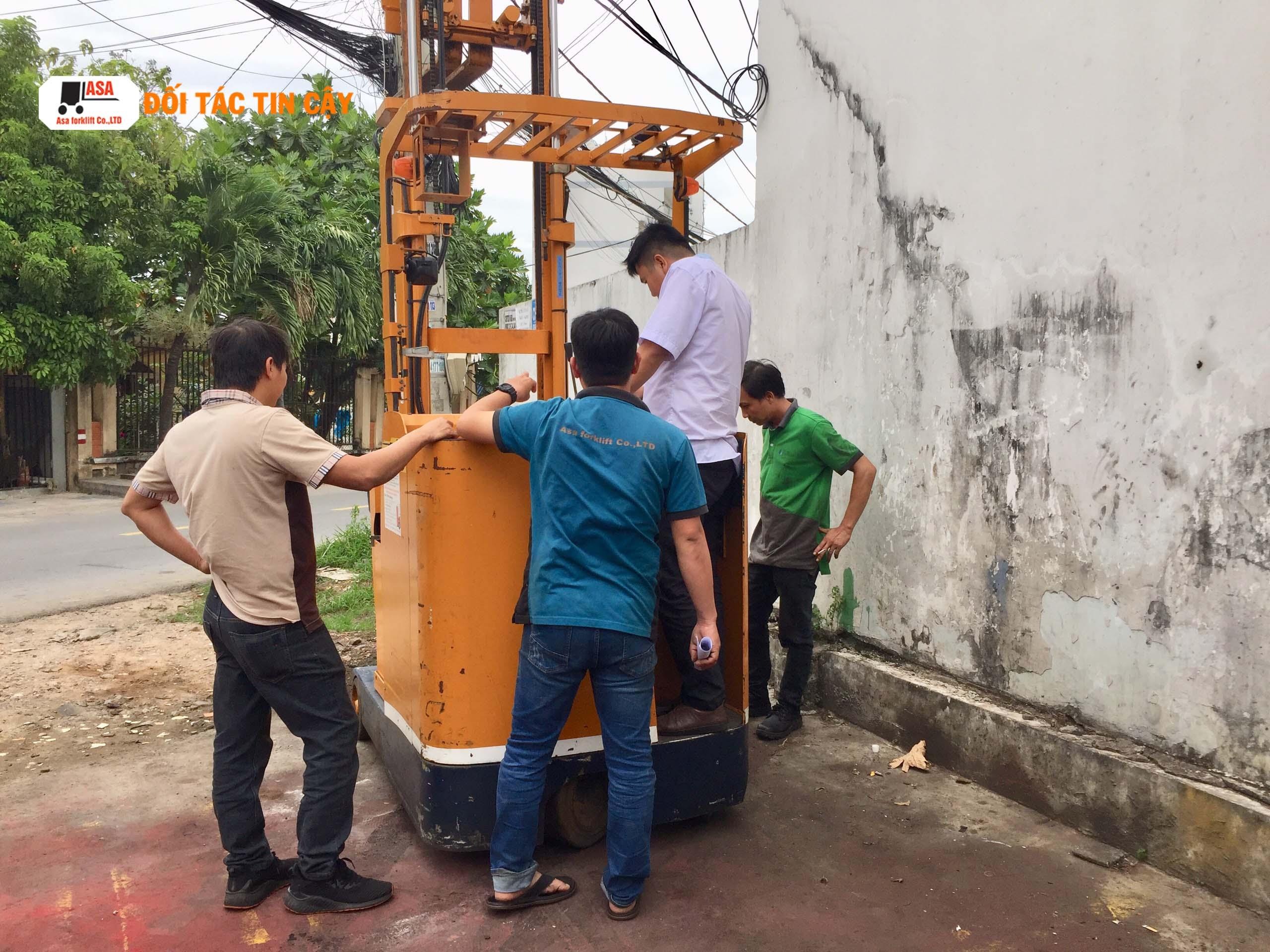 Sửa xe nâng hàng là giải pháp hàng đầu cho các doanh nghiệp tại TP. HCM