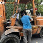 Dịch vụ sửa chữa xe nâng tại Long An