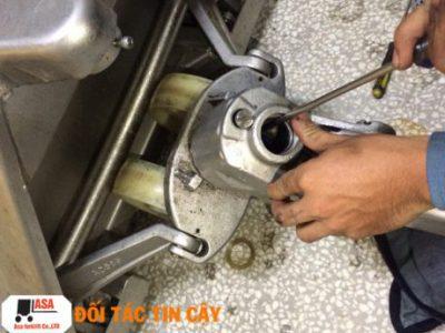 Đơn vị sửa chữa xe nâng tay uy tín tại Miền Nam