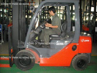 Địa chỉ sửa xe nâng tại TP.Hồ Chí Minh uy tín , chuyên nghiệp
