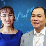 2 tỷ phú USD Việt Nam kiếm thêm 1,1 tỷ USD trong hơn 6 tháng