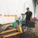 Hướng dẫn bảo trì – sửa chữa xe nâng