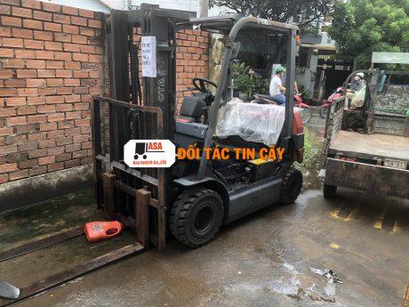 Dịch vụ sửa chữa xe nâng tận nơi