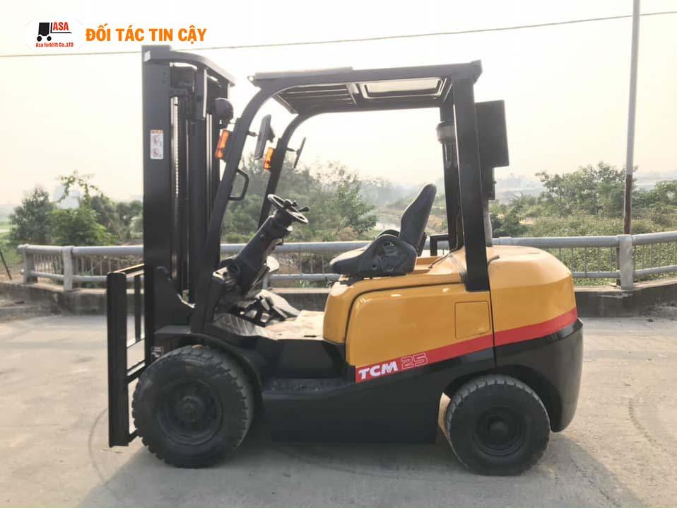 Dịch vụ sửa xe nâng hàng tại Đồng Nai được rất nhiều khách hàng đánh giá cao về chất lượng