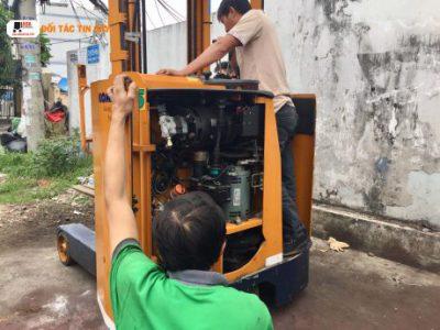 Sửa xe nâng tại Đồng Nai là giải pháp tốt nhất đối với doanh nghiệp của bạn