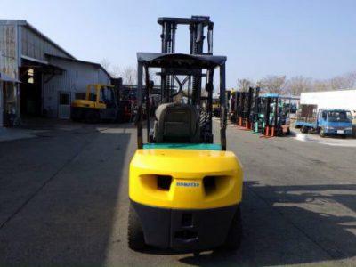 Asa cung cấp dịch vụ cho thuê xe nâng hàng tại TP. HCM