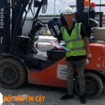 Dịch vụ sửa xe nâng giá rẻ tại TP. HCM