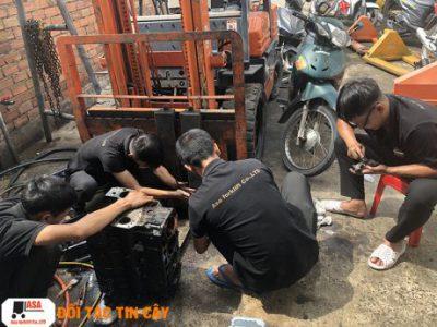 Sửa xe nâng chuyên nghiệp tại quận 4