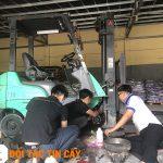 Sửa xe nâng quận 9- sửa chữa xe nâng TPHCM.