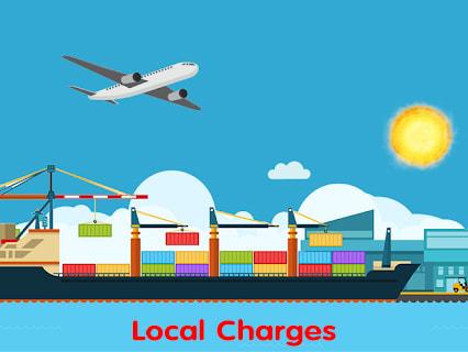 Nhiều người không hiểu về phí local charge là gì